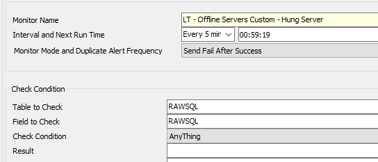 RAWSQL Help and Tutorial – A how to, plus an internal